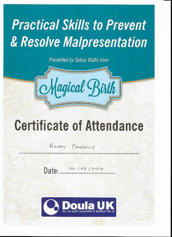 Malpresentation-cert-June-2014