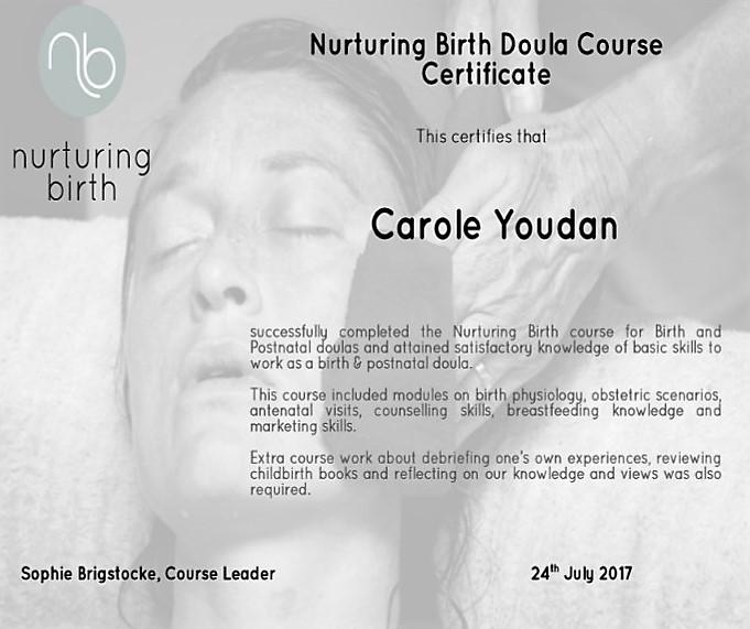 Carole-Youdan-NB-certificate