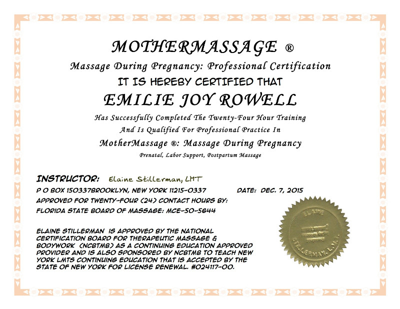 224_MOTHERMASSAGE-Emilie-Rowell-certificate